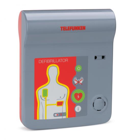 Φορητός Απινιδωτής Telefunken FR-1