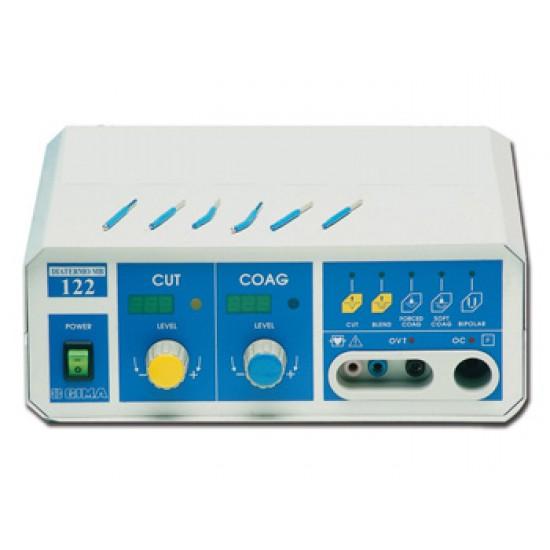 Χειρουργική διαθερμία μονοπολική/διπολική 120 watt DIATERMO MB 122 – mono/bipolar – 120 W
