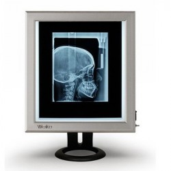 Επιτραπέζιο Διαφανοσκόπιο WEIKO ULTRA SLIM LED LIGHT LED μονής θέσης 42 Χ36 cm