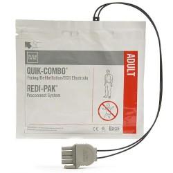 Αυτοκόλητα Ηλεκτρόδια Απινιδωτή PHYSIO-CONTROL για τα μοντέλα Lifepak 500 και Lifepak 1000 (ενηλίκων)
