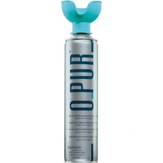 Φορητή φιάλη Οξυγόνου O-PUR 8lit