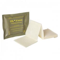 Celox Αιμοστατική Γάζα Z-Fold 5' (1 τεμ)