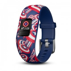 Vivofit jr 2 Activity Tracker Captain America