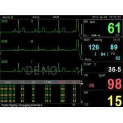 Μόνιτορ πολλαπλών παραμέτρων PC 3000 Multi Parameter Patient Monitor