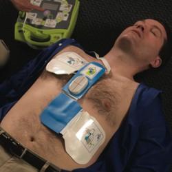 ΑΥΤΟΚΟΛΛΗΤΑ ΗΛΕΚΤΡΟΔΙΑ ZOLL AED PLUS CPR-D padz