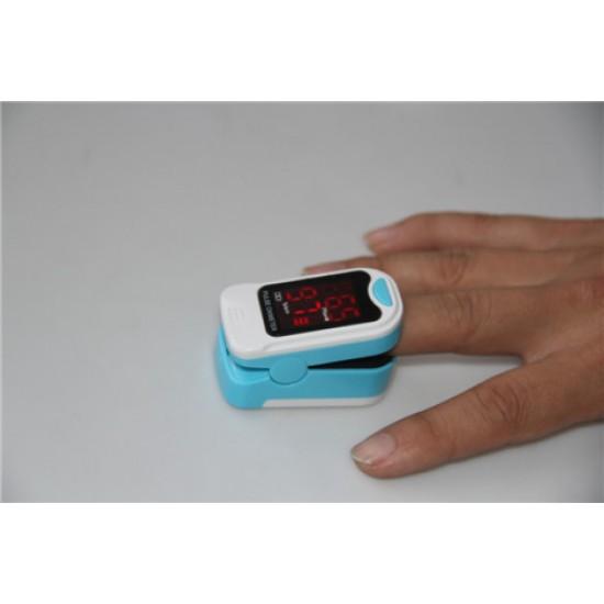 Παλμικό οξύμετρο δαχτύλου CMS50M Contec