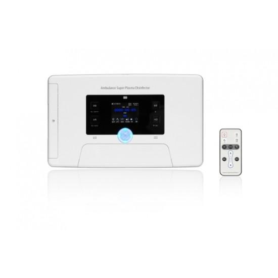 Ειδική συσκευή απολύμανσης και απόσμησης ασθενοφόρου Super Plasma OKC-119SP