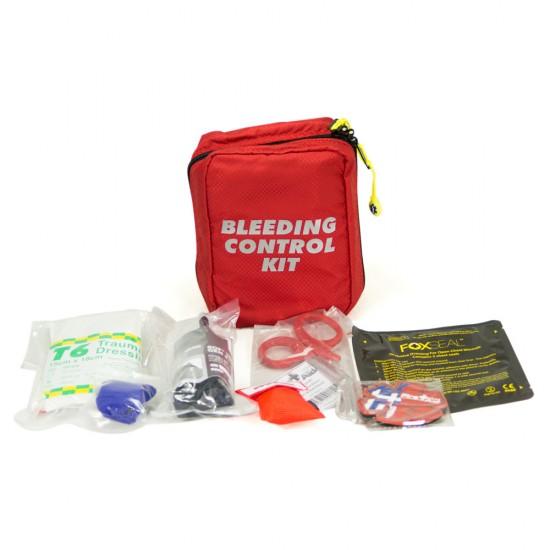 """Κιτ Α' Βοηθειών Διαχείρισης Αιμορραγίας """"Bleeding Control Kit"""""""